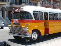 Bussarna på Malta