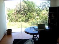 Mitt kontor och mitt skrivbord