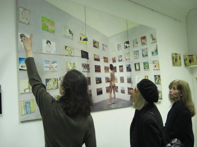 Showing the work: History of the naked