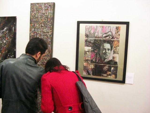 The work of Claudia Venuto