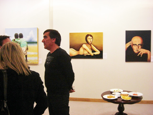 João Carita and Nicolau Campos's works