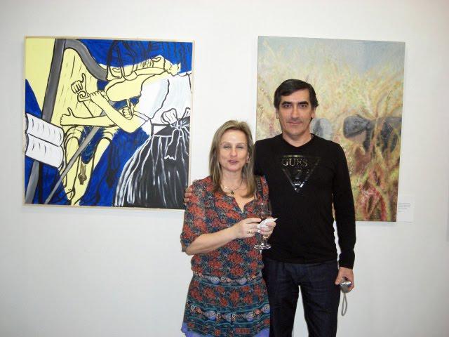 Urbano and Maria José Taboas