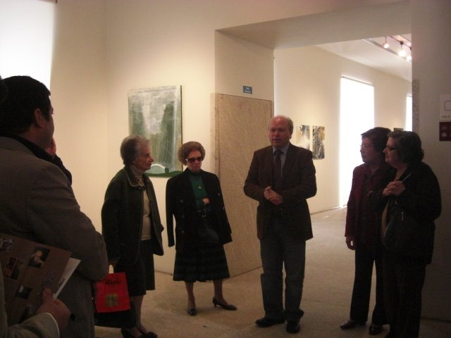 A speech of welcome by the Director of the Museum Dr. Agostinho Ribeiro