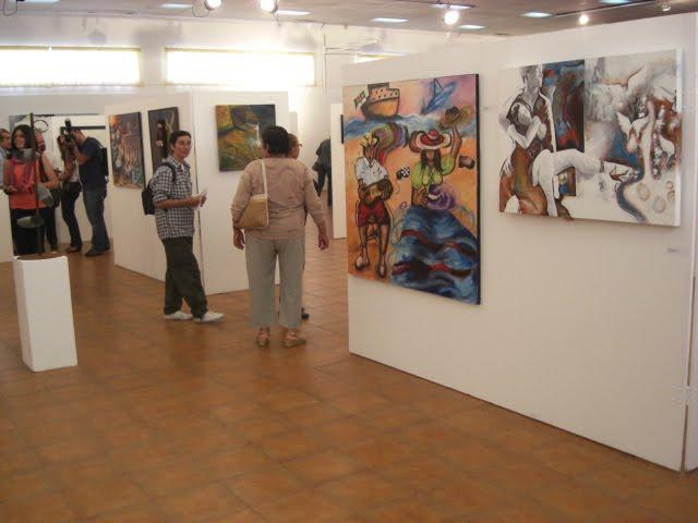 The Works of Sílvia Alba and Elisabete Silva