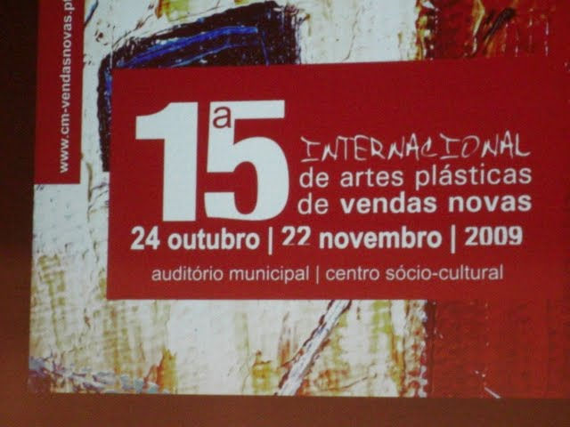 L'Agenzia di Arte was present in The 15th International of Vendas Novas