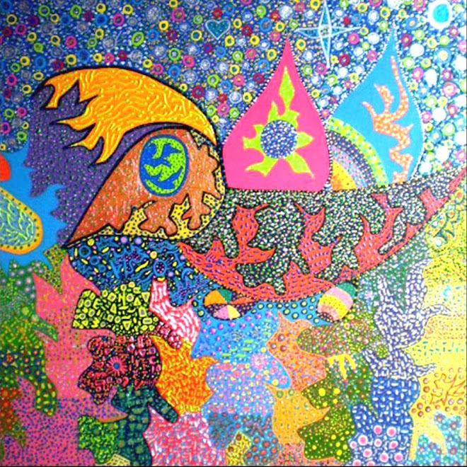 O Pássaro by Patty Silva - Brasil