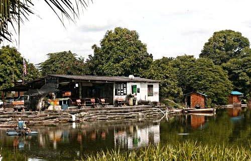 Kundang Lake Fishing Fishing in Kundang