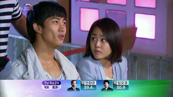 Moon Geun Young And Taecyeon