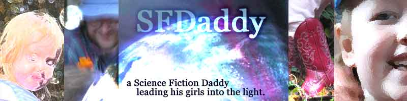 SF Daddy | Science Fiction Daddy