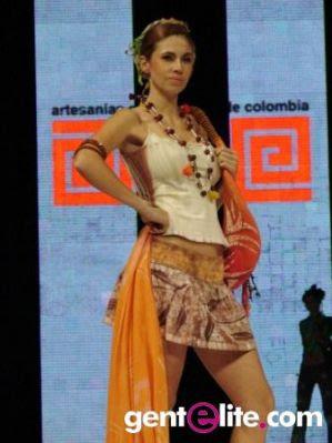 moda colombia 2007:
