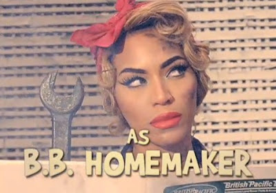 >How can you not Love beyonce???