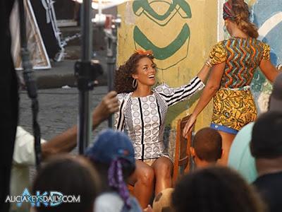 alicia-keys-and-beyonce-3 Alicia & Beyonce sous le soleil de Rio
