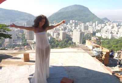 alicia-on-set Alicia & Beyonce sous le soleil de Rio