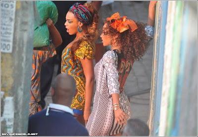 bey-and-alicia Alicia & Beyonce sous le soleil de Rio