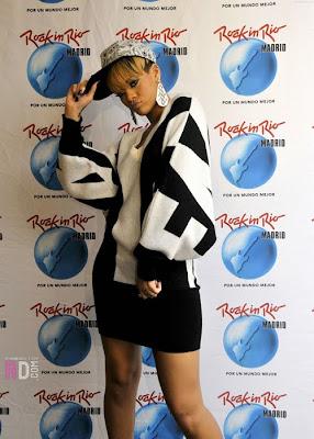 >Is Rihanna Fashion?