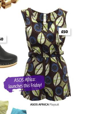 >ASOS Africa arrive vendredi