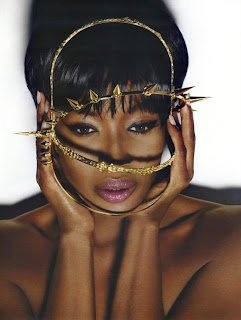 >Hot Shoot | Naomi Campbell pour Vogue Russia