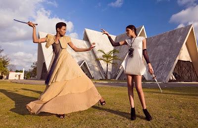 Nilda & Austria Alcántara | Pandora Magazine