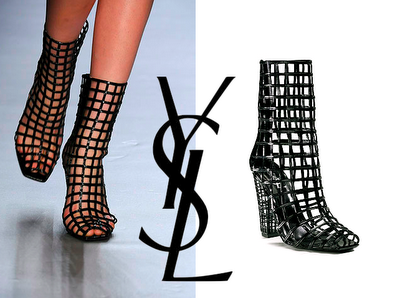 Get the Look: Boots YSL Ciara