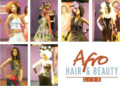 Afro Hair & Beauty Live 2009