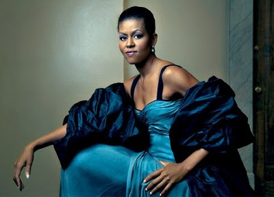 Michelle Obama pour Louis Vuitton
