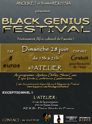 Do you know Black Genius Festival ??