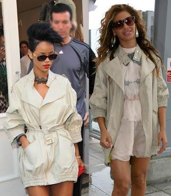 Rihanna vs. Beyonce
