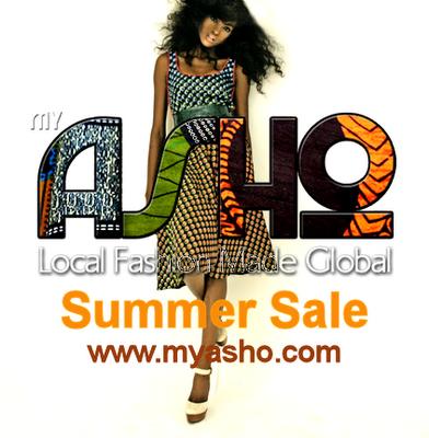 MyAsho+Sale Soldes d'été: MyAsho