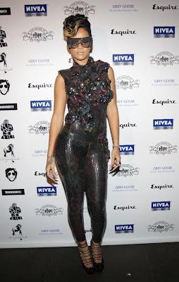 Fashion No No: Rihanna et Cie.