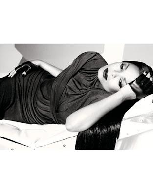 Janet Jackson en couv' d'Harper's Bazaar