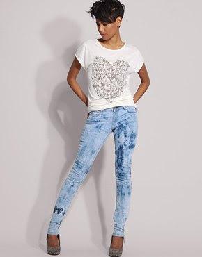 ASOS+Iggy+Blue+Punk+Skinny+Jeans Soldes! Soldes! Soldes chez ASOS