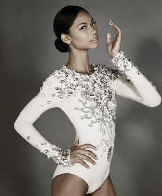 Chanel Iman pour El Mundo