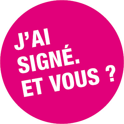 "Badge45mm_FR_Page_2 >""Put your hands up"" 