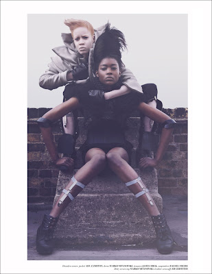 >Diandra Forrest & Betty Adewole pour TheOnes2Watch