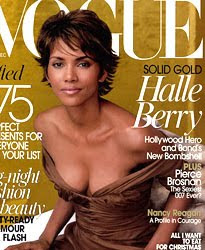 >Halle Berry en couv' de Vogue US