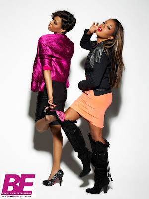 tumblr_l9ob5y9OXH1qb6kz8o1_500 >Angela & Vanessa Simmons pour Beauty Entertainement Magazine