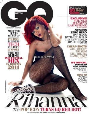 >Rihanna en couv' de GQ Magazine UK
