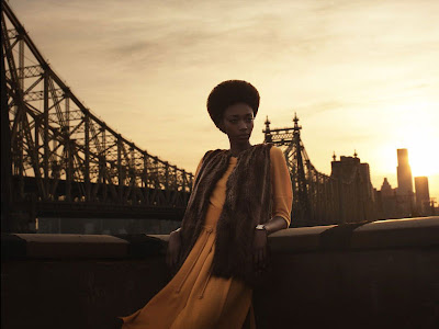 >Hot Shoot | Georgie Badiel pour Elle US