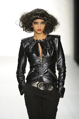 >Magali Ndiaye défile à la Fashion Week de Berlin