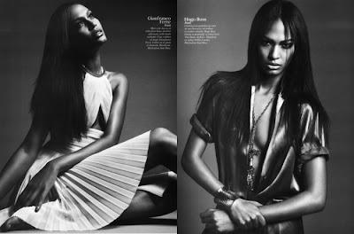 joan3_700x462 >Hot Shoot | Joan Smalls pour Vogue Paris par Mario Sorrenti