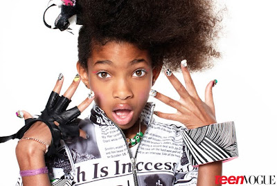 willow Willow Smith pour Teen Vogue