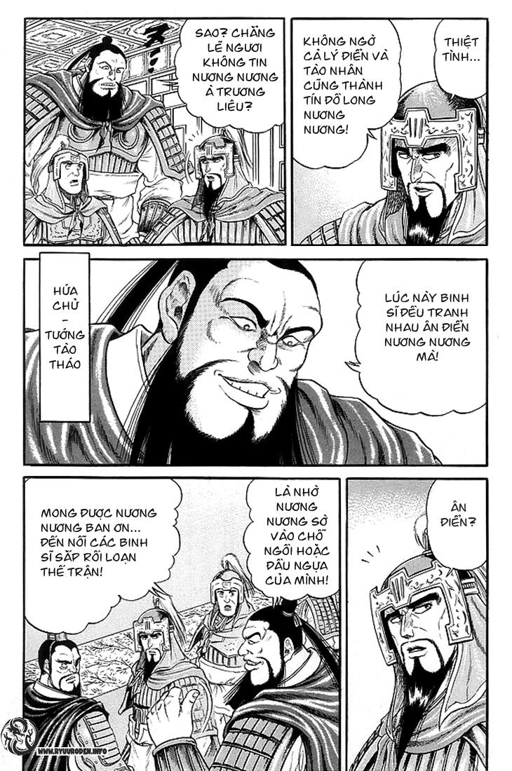 Chú bé rồng-Ryuuroden chap 11 Trang 23 - Mangak.info
