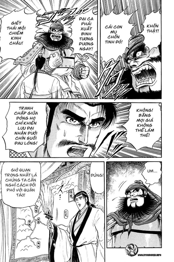 Chú bé rồng-Ryuuroden chap 11 Trang 28 - Mangak.info