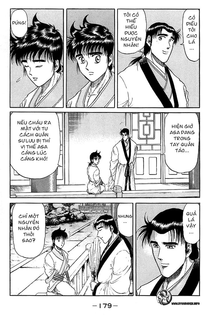 Chú bé rồng-Ryuuroden chap 11 Trang 32 - Mangak.info