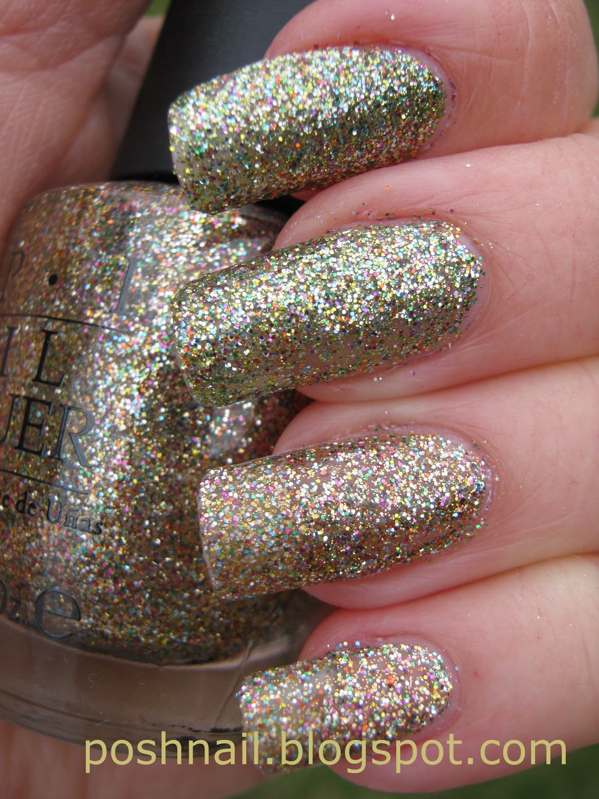 Opi bling on the bring