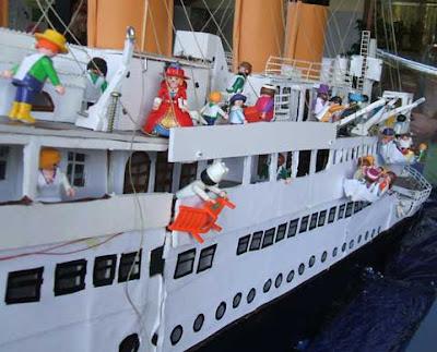 Playmobil Titanic