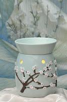 Cherry Blossom Full-Size Warmer