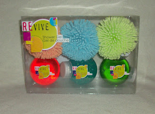 revive shower gel kit