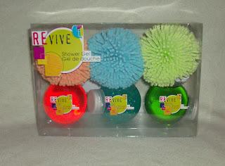 revive shower gel kit