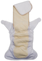 bummis easy fit diaper interior